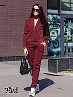 Женский спортивный костюм на флисе Прайд, фото 1