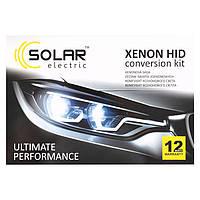 КОМПЛЕКТ H7 Solar, 5000K,85V,35W PX26d KET, (2шт.)+Ballast