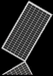 Сонячна батарея Leapton Solar LP158x158-400M-72-H (400Вт 5BB Half Cell)