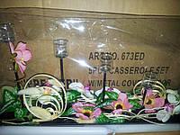 Декоративные подсвечники на 5 свечей, фото 1