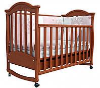 Детская кроватка Верес Соня ЛД 3 (ольха) маятник + шухляда
