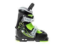 Горнолыжные ботинки Roxa Chameleon Boy 2 Black/Black/Lime 2019