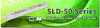 SLD-50 - Mean Well выпустил новую ультратонкую серию источников питания