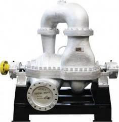 Насос для перекачивания воды в тепловых сетях СЭ