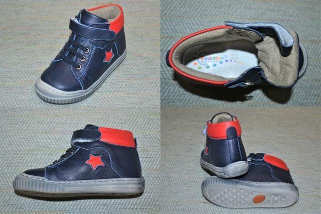 Ботиночки-кроссовки на маленького мальчика, Toddler фото