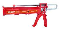 Пистолет для химического анкера (жидкого дюбеля), силикона, клея, герметика ORIENT AKT19PY