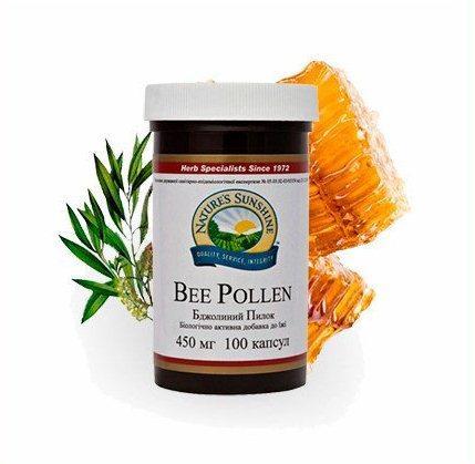 Пчелиная пыльца. Картинка 19.