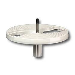 Диск-тримач вставок для кухонного комбайну Braun 67051145 K650, K700, FX3030 CombiMax
