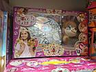 Набор Dankotoys ROYAL PET сумочка-раскраска + игрушка Собачка RP-01-02U, фото 5