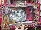 Набор Dankotoys ROYAL PET сумочка-раскраска + игрушка Собачка RP-01-02U, фото 2