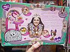 Набор Dankotoys ROYAL PET сумочка-раскраска + игрушка Собачка RP-01-02U, фото 6