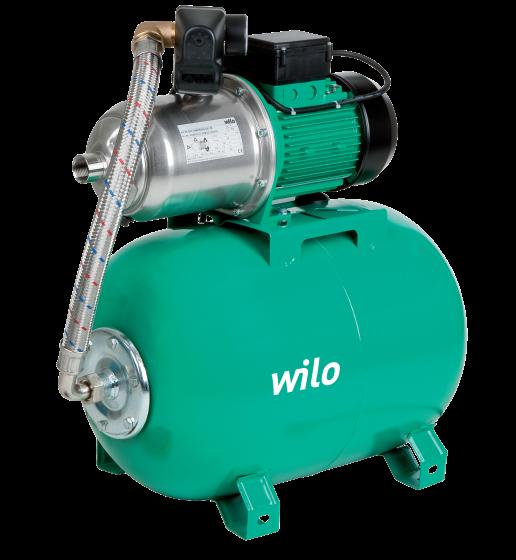 Самовсасывающая установка водоснабжения Wilo MultiCargo HMC 305 DM