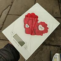 Весы кухонные электронные 5 кг. КЕ-11