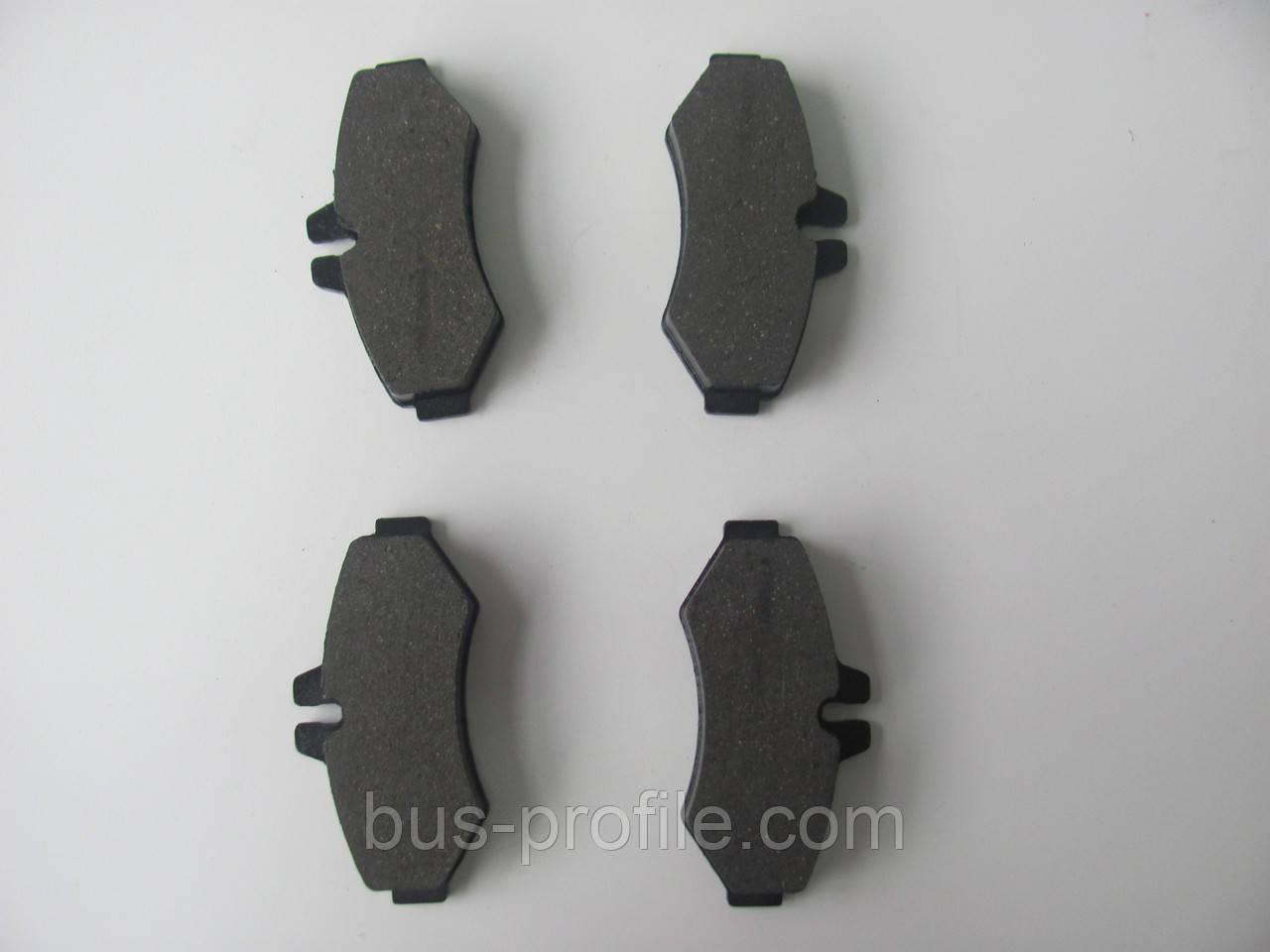 Колодки тормозные (задние) MB Sprinter 208-316 96- (Bosch) — ICER — 141289