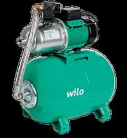 Самовсасывающая установка водоснабжения Wilo MultiCargo HMC 605 DM