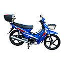 Мотоцикл SPARK SP110C-3WQ (красный,синий,черный) +Доставка бесплатно, фото 4
