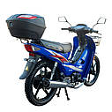 Мотоцикл SPARK SP110C-3WQ (красный,синий,черный) +Доставка бесплатно, фото 5