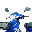Мотоцикл SPARK SP110C-3WQ (красный,синий,черный) +Доставка бесплатно, фото 8
