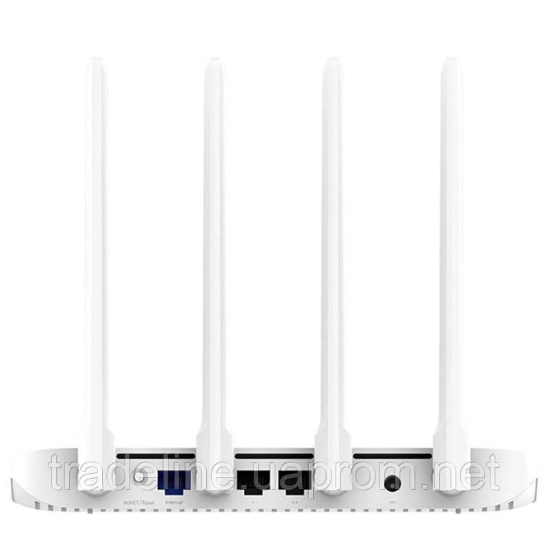 Роутер Xiaomi Mi WiFi Router 4A Gigabit Edition White