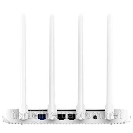 Роутер Xiaomi Mi WiFi Router 4A Gigabit Edition White, фото 2
