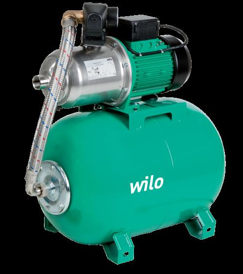Установка водоснабжения Wilo MultiPress HMP 603 DM