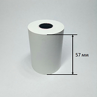 Касова стрічка 57мм (21М)
