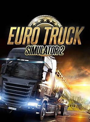 Euro Truck Simulator 2 (PC) Электронный ключ