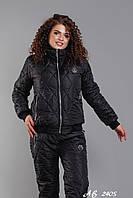 Батальный женский зимний кастюм!!!PHILIPP PLEIN.Супер качество 5расцв.(50-56р), фото 1