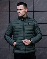 Куртка мужская хаки.Мужская демисезонная куртка  Osten Khaki. ТОП КАЧЕСТВО!!!, фото 1