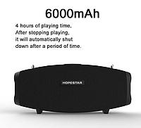 Портативная Bluetooth колонка Hopestar X невероятное звучание, фото 1