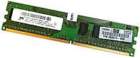 Оперативная память Micron DDR2 1Gb 800MHz PC2 6400U 1R8 CL5/6 (MT8HTF12864AY) Б/У MIX, фото 1