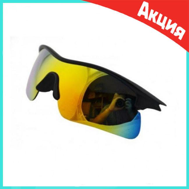 Солнцезащитные антибликовые очки для водителей TAG GLASSES
