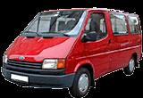 Зимние накладки Ford Transit 1994-2000 гг.