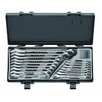 Набор ключей комбинированных 16 пр. (6-24 мм) в кейсе