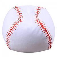 Бескаркасное кресло мяч бейсбольный, фото 1