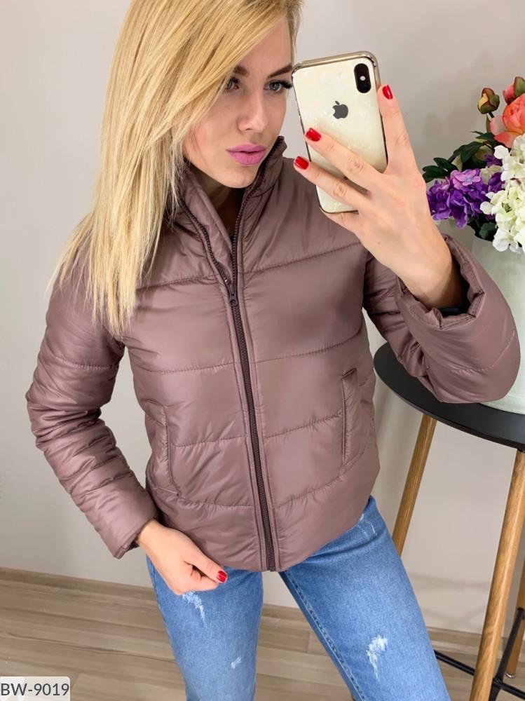 Теплая осенняя курточка