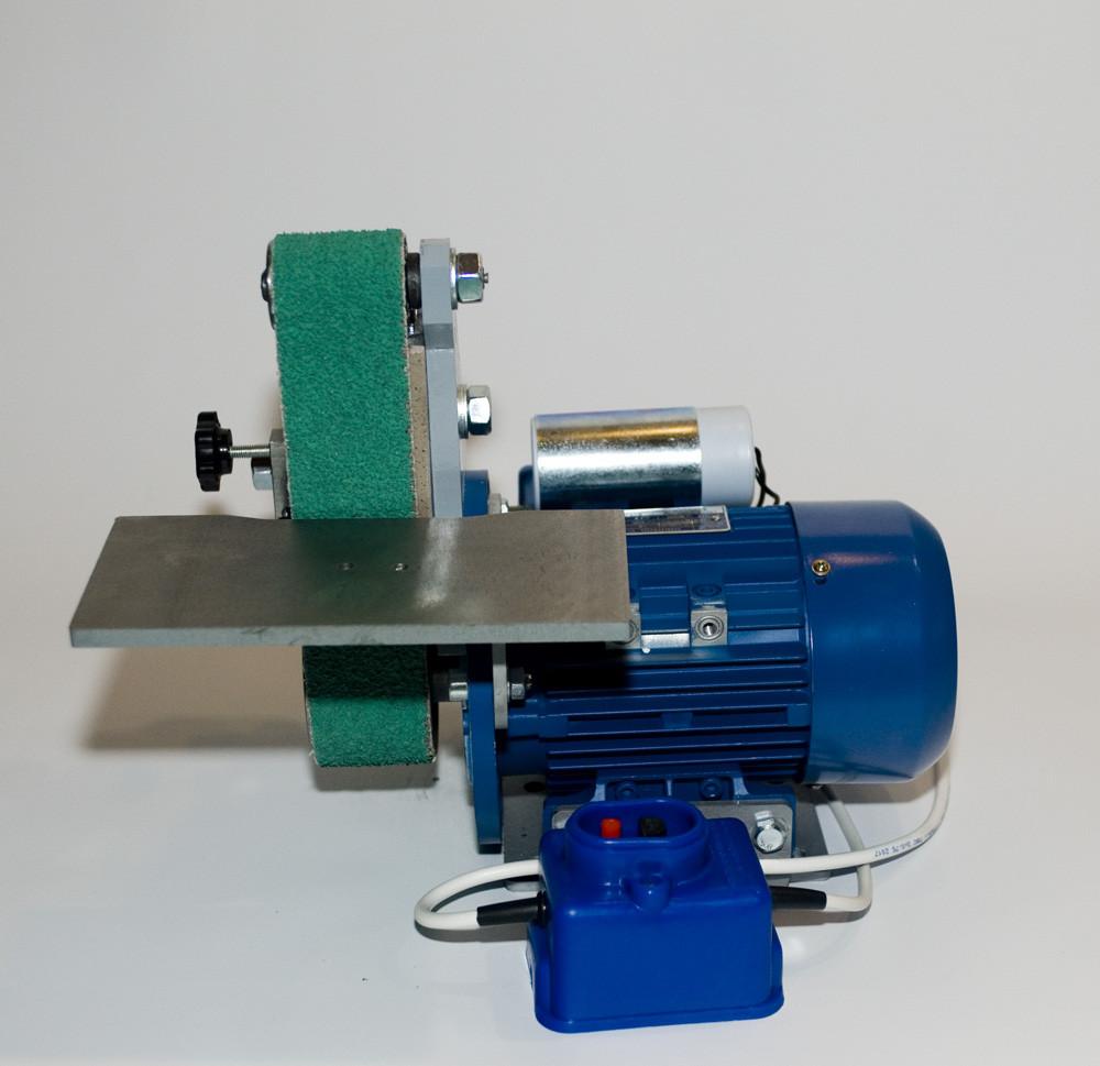 Стрічковий гріндер GRN-401 олена 610-50мм, шліфувальний верстат