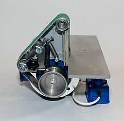 Ленточный гриндер GRN-404 с большим столом 610-50 мм, шлифовальный станок