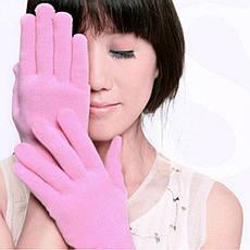 Косметические увлажняющие перчатки Spa Gel Gloves для смягчения кожи рук (Х-205), фото 3