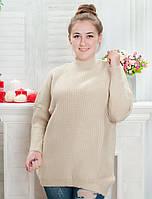 """Туника-свитер женская  (р.р. 46-50 универсальный) Турция, от 2 штук. """"BL-1051"""""""