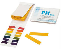 Индикаторноя бумага для pH теста почвы 80 шт, Kelliong