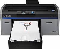 Принтер прямой печати на ткани  Epson SureColor SC-F2100 (5 цветов)