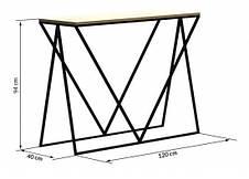 Консоль для дома в стиле LOFT (NS-963246762), фото 3