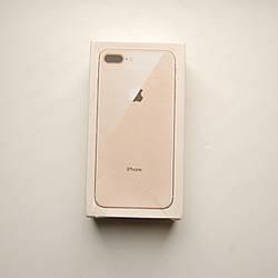Коробка Apple iPhone 8 Plus Gold