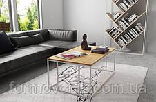 Кофейный Журнальный столик в стиле LOFT (NS-963246787), фото 3