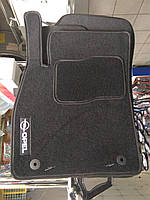 Текстильные ковры в салон Opel Insignia (2008->) ворсовые
