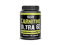 CARNITINE ULTRA 60, EXTREMAL, карнитин, 30г