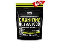CARNITINE ULTRA 1000, EXTREMAL, карнитиновый напиток, с кислинкой, 500г