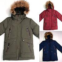 Куртка зимняя люкс качества на меху