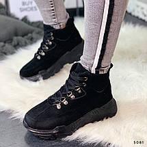 Женская обувь ботинки на платформе, фото 3